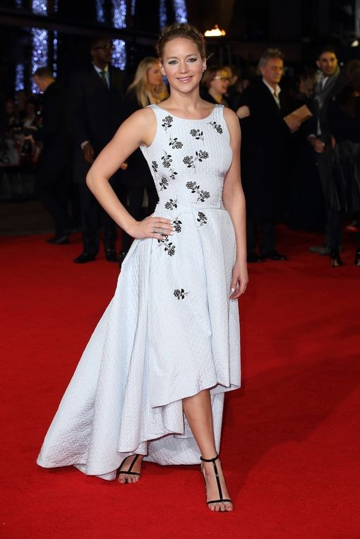Mockingjay Part 1 Gets Its World Premiere in London | mockingjay