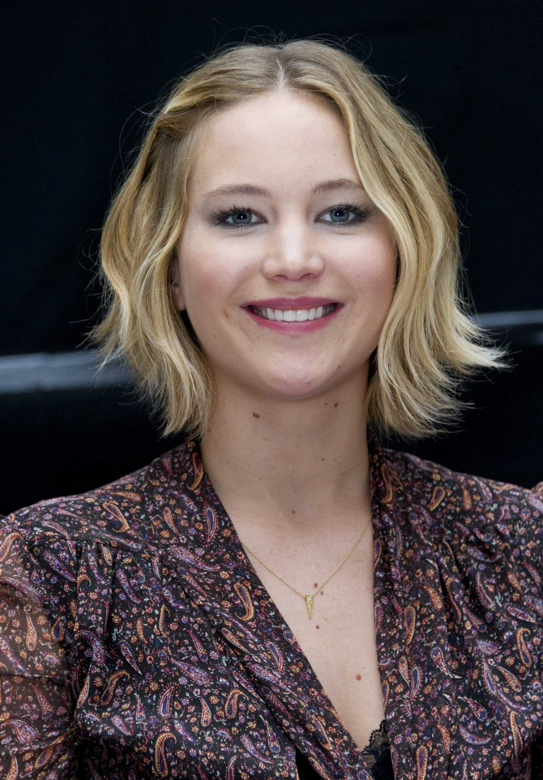No Twitter For Jennifer Lawrence | Jennifer lawrence