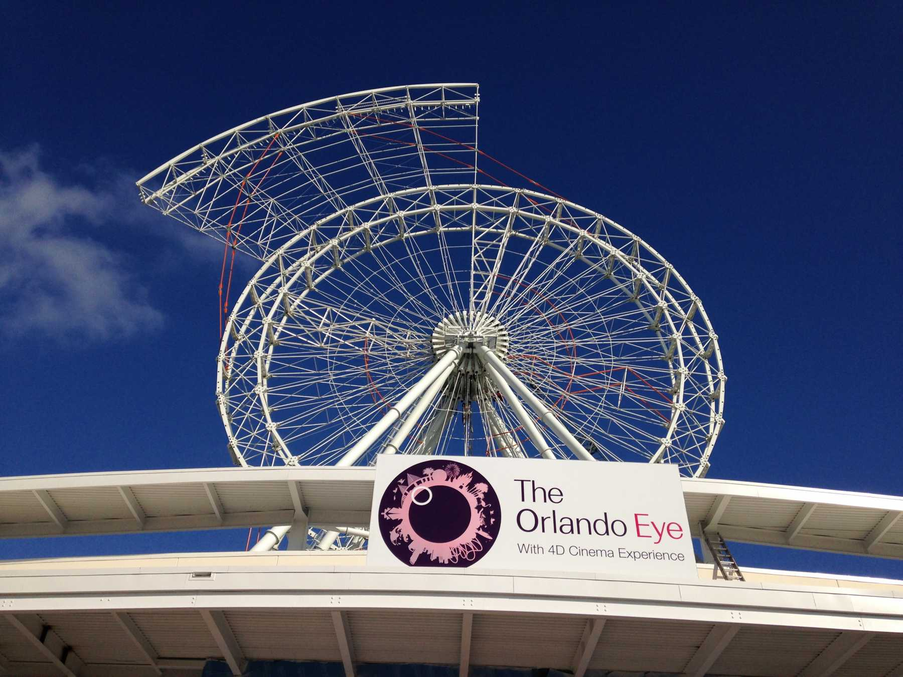 Ride Capsules For The Orlando Eye Arrive | orlando eye