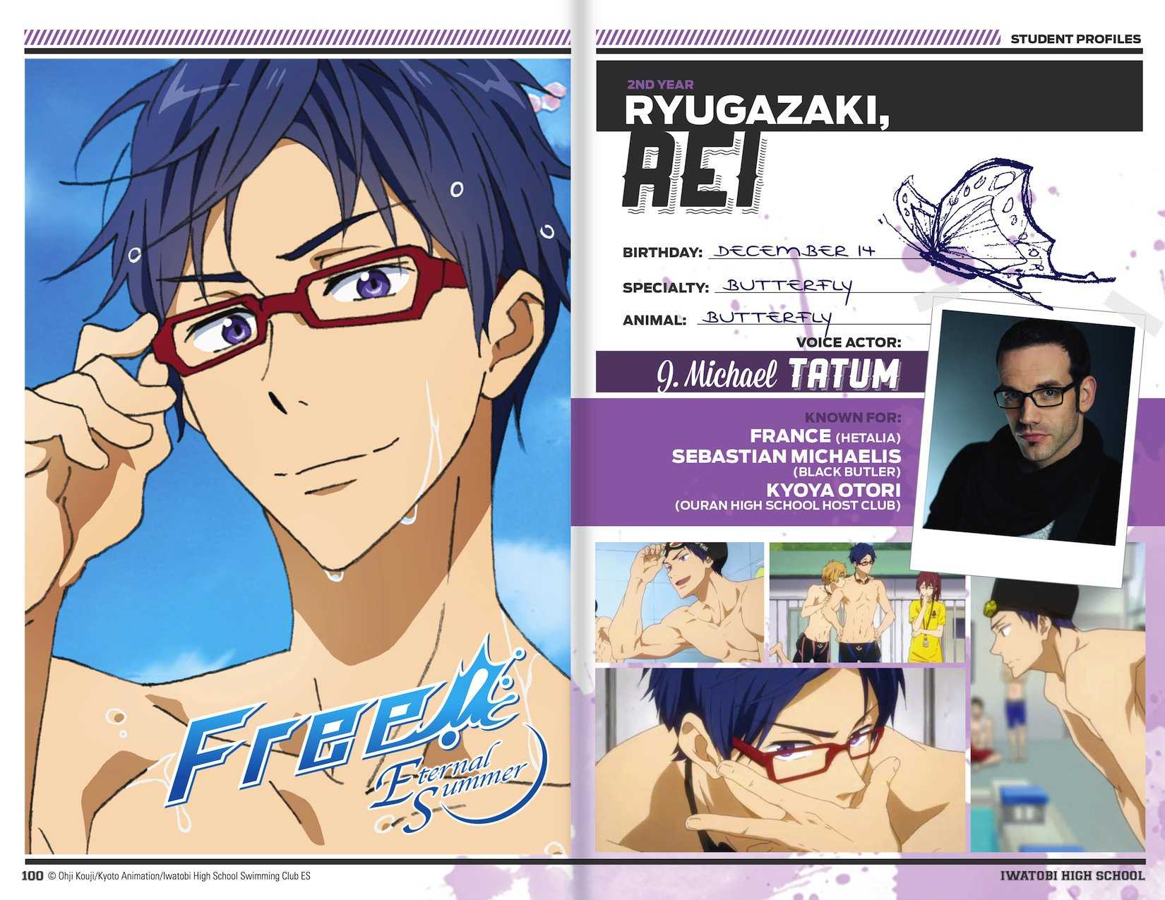 'Funimation' Delights Fans By Announcing Stellar Dub Cast Of Free! Eternal Summer | funimation