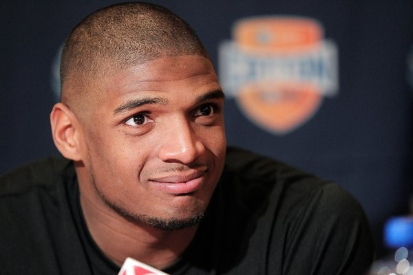 Michael Sam is GQ Man of the Year | Michael Sam