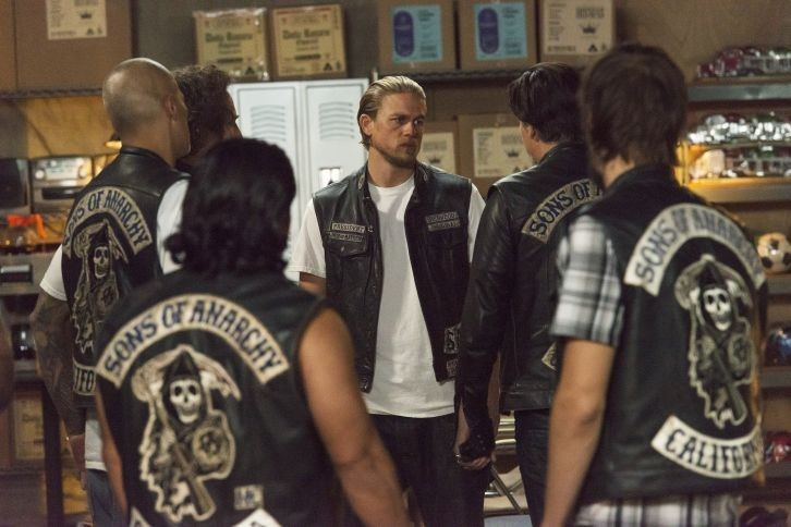 This Week's Sons Of Anarchy Is All About