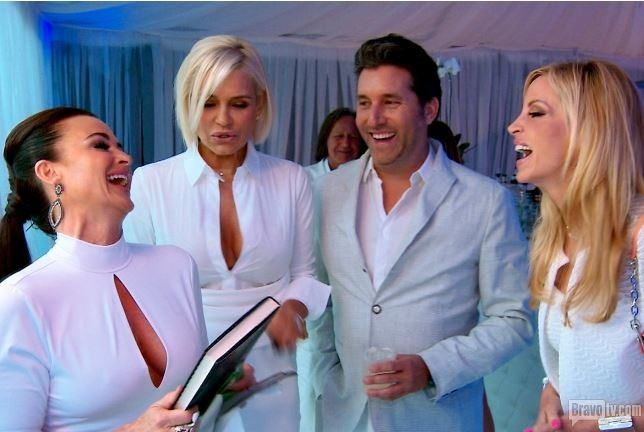 RHOBH Season Premiere Kicks Off With Original Housewives  | RHOBH