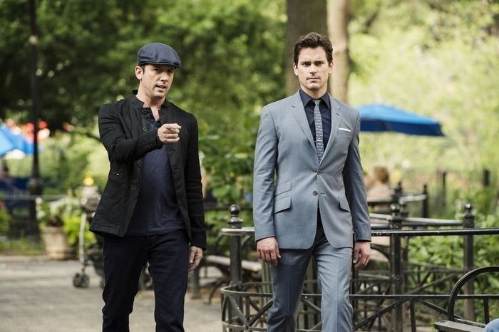 White Collar: 06x03, Uncontrolled Variables | White Collar