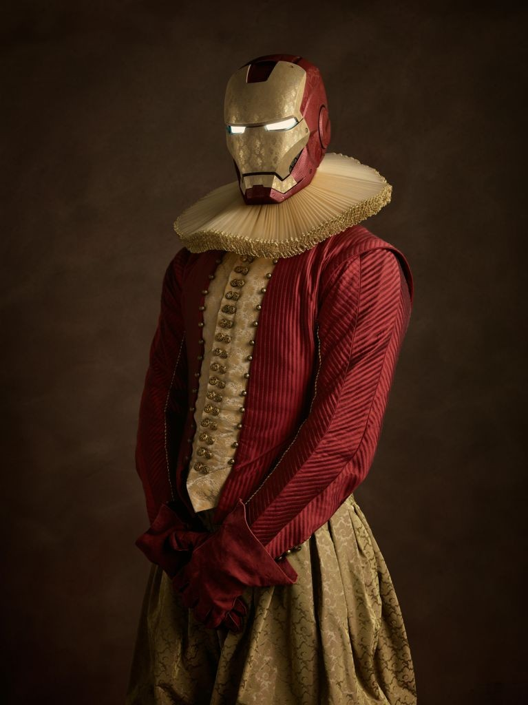 The Avengers, Star Wars Get 16th Century Makeover | 16th Century