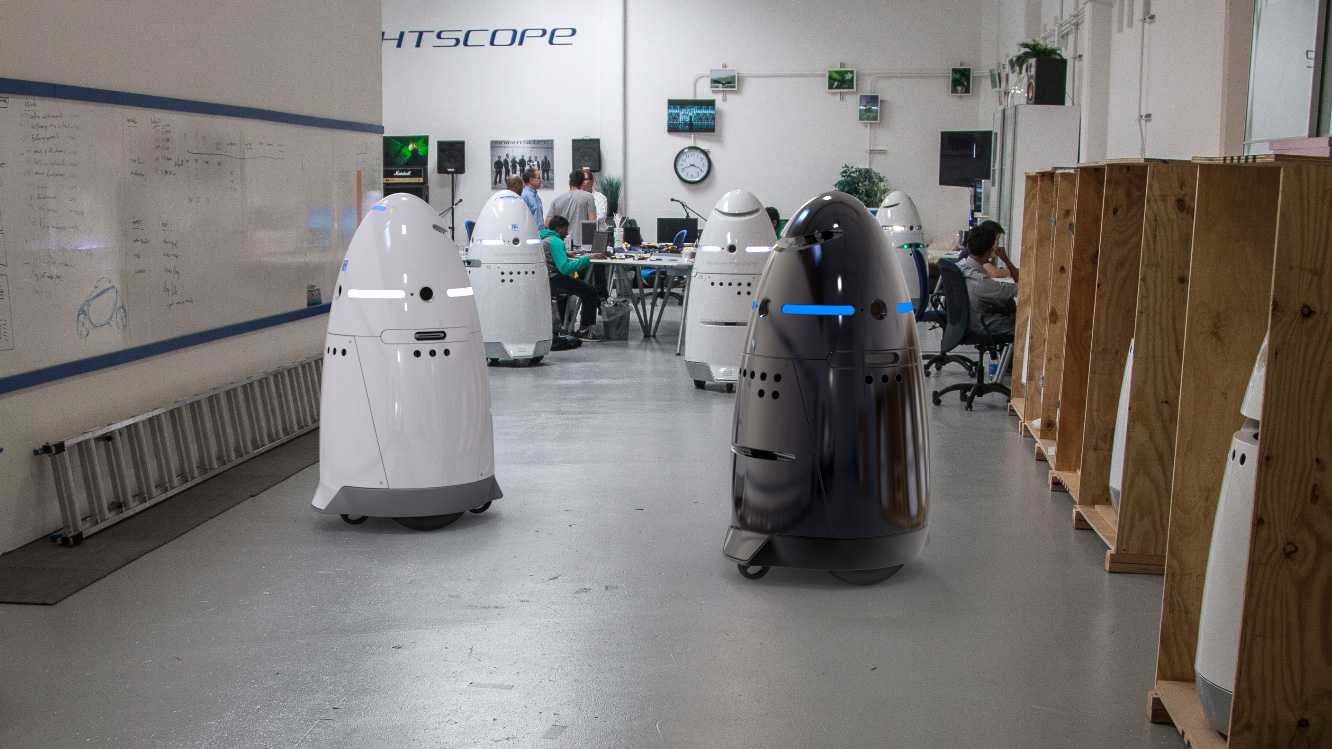 Tech Start-Up Invents Personal Security Bots Resembling Doctor Who Daleks   | Dalek