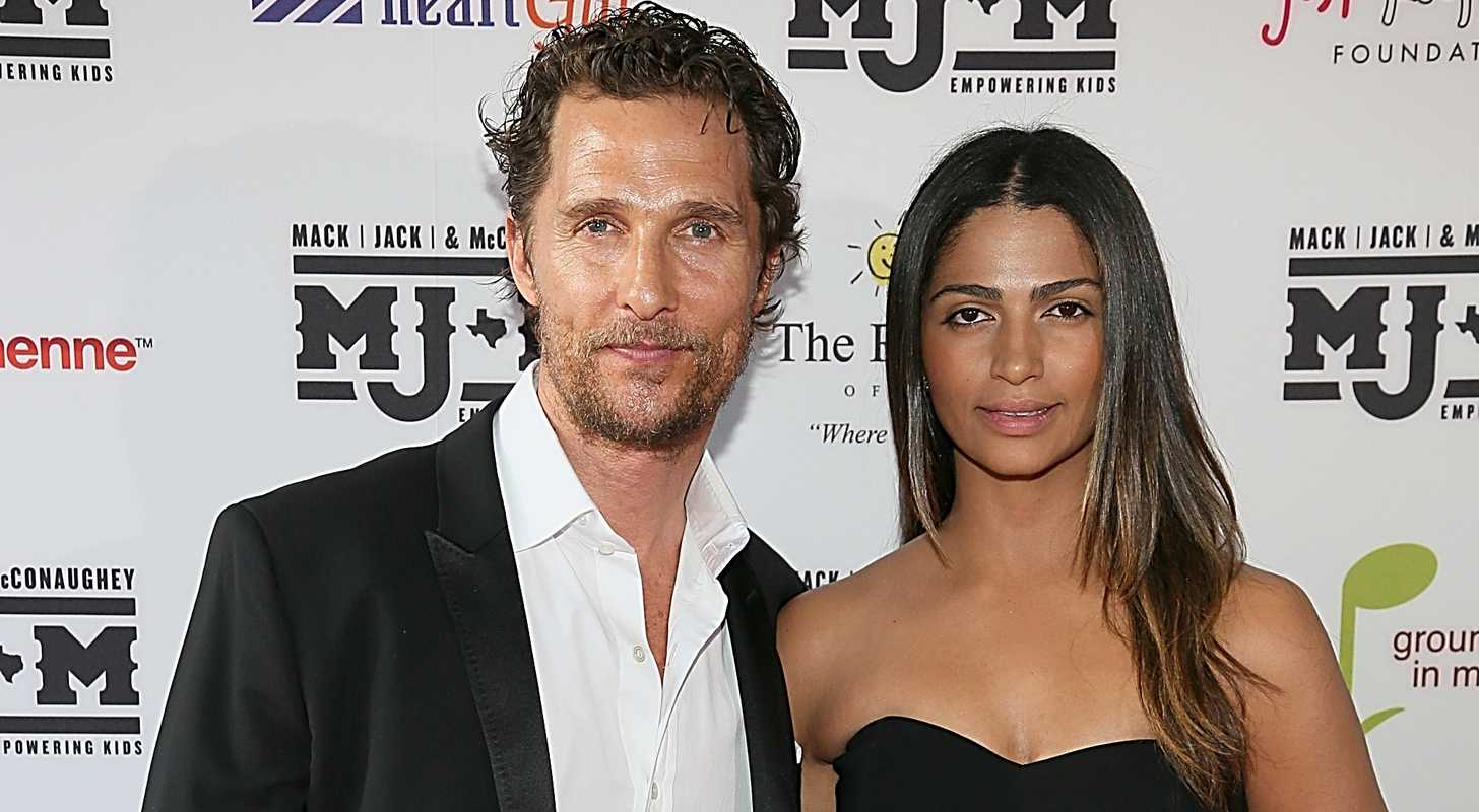 Political Insider Praises Matthew McConaughey For His 'Bold Stand' On Biblical Marriage | Matthew McConaughey