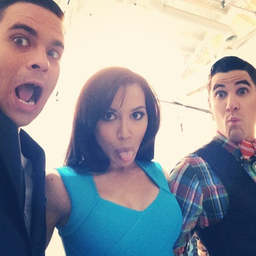 Mark Salling Talks About The Gaping, Cory-Monteith-Shaped-Hole On The Glee Set | Mark Salling
