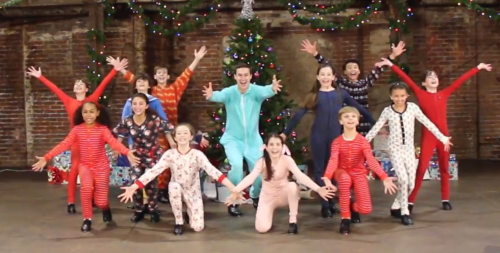 #TappyHolidays: Newest Tap Video Spreads Holiday Cheer | tap