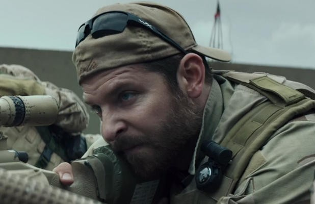 Bradley Cooper Hits His Mark In American Sniper | American Sniper
