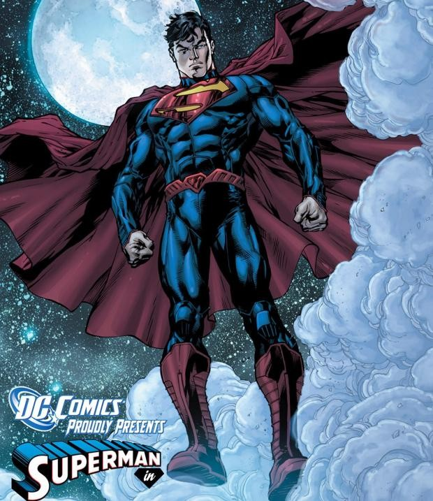 Superman Is Lookin' Good In His New Suit | Superman