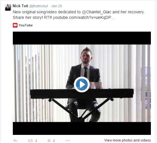 Nick Teti: Making Music With Meaning | Nick Teti