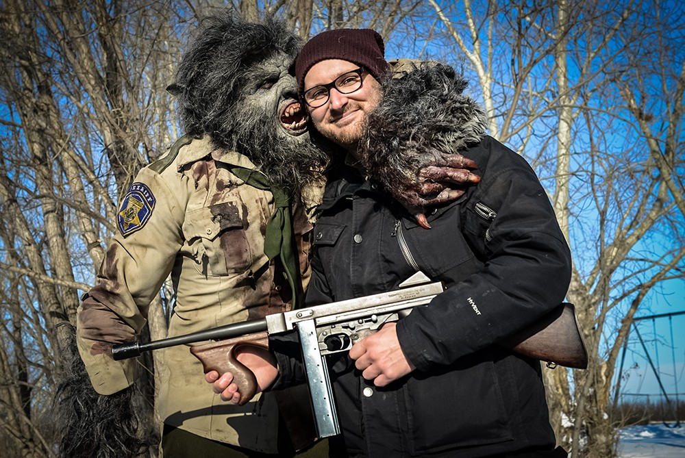 Lowell Dean, 'WolfCop' Writer/Director, Shares Exclusive Info About New Cult-Classic | WolfCop