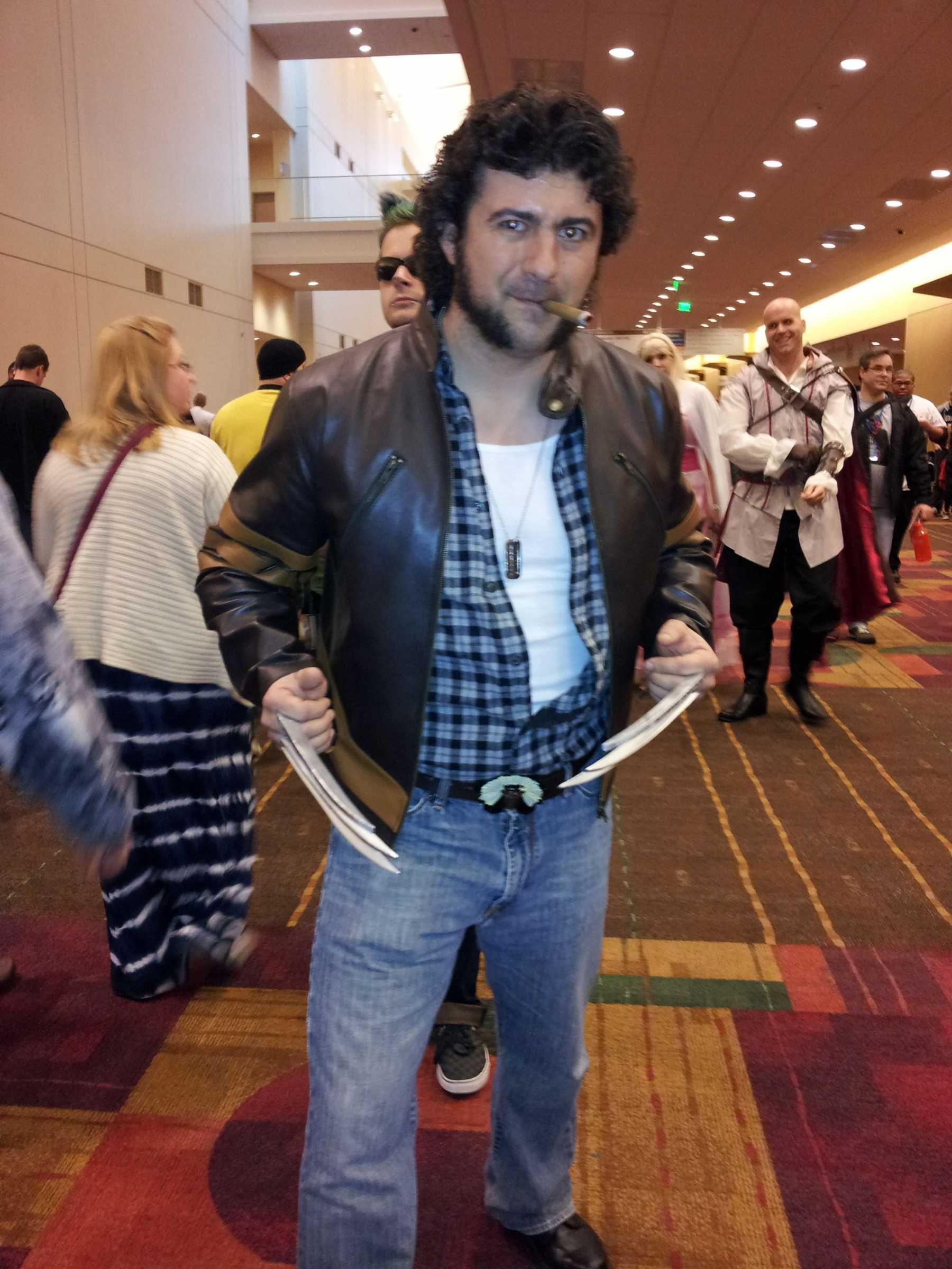 2015 Indiana Comic Con: Cosplay, Celebs And Comics In Hoosierland | comic con