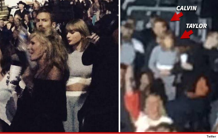 Taylor Swift And Calvin Harris Are Your Newest Couple! | Taylor Swift