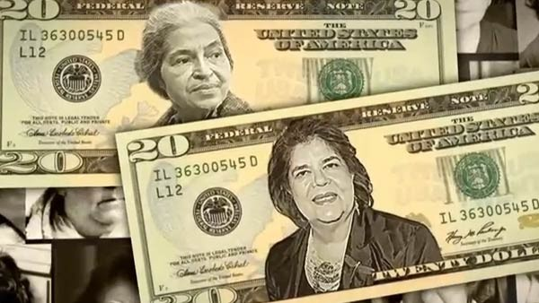 Girl Power: Which Of These Fab Females Should Be On The $20 Bill? | $20 Bill