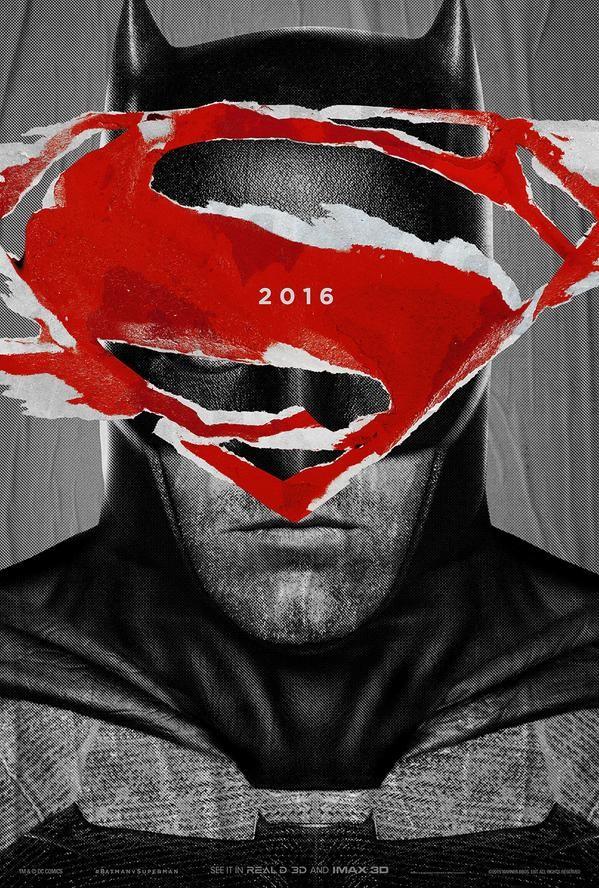 Director Zack Snyder Reveals Batman V Superman Posters | Batman V Superman