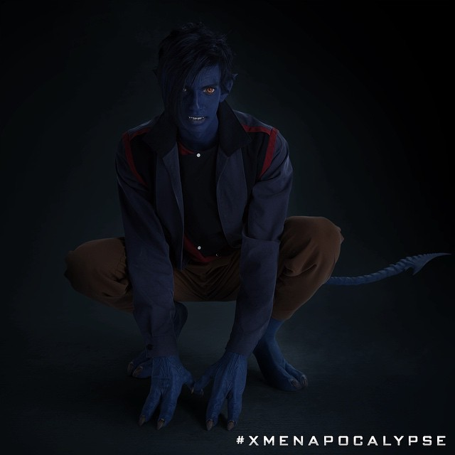First Look at X-Men: Apocalypse's Nightcrawler | Nightcrawler