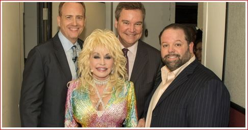 Dolly Parton Announces TV Movie And Is Nominated For Legend Award | Dolly Parton
