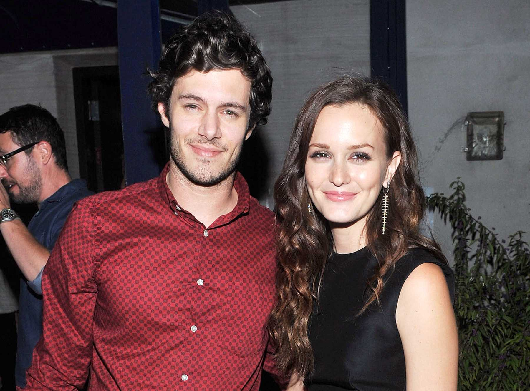 BABY NEWS!! Leighton Meester And Adam Brody Expecting First Child!! | Leighton Meester