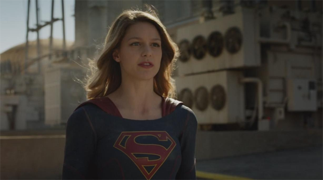 Supergirl Pilot Takes Flight Early: Leaks To Pirate Sites | Supergirl