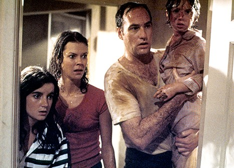 Original Poltergeist Actor Denies