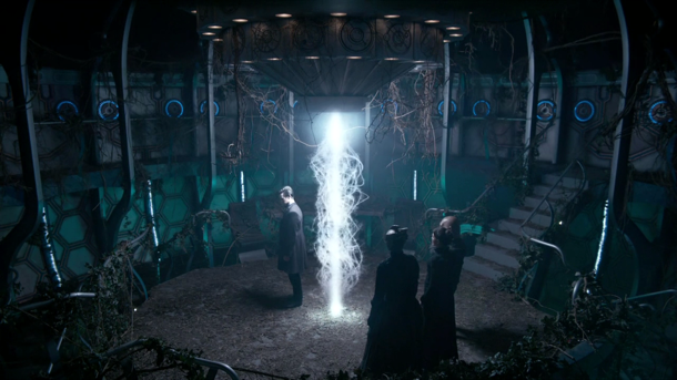 Steven Moffat Excavates The Doctor's Tomb | Steven Moffat