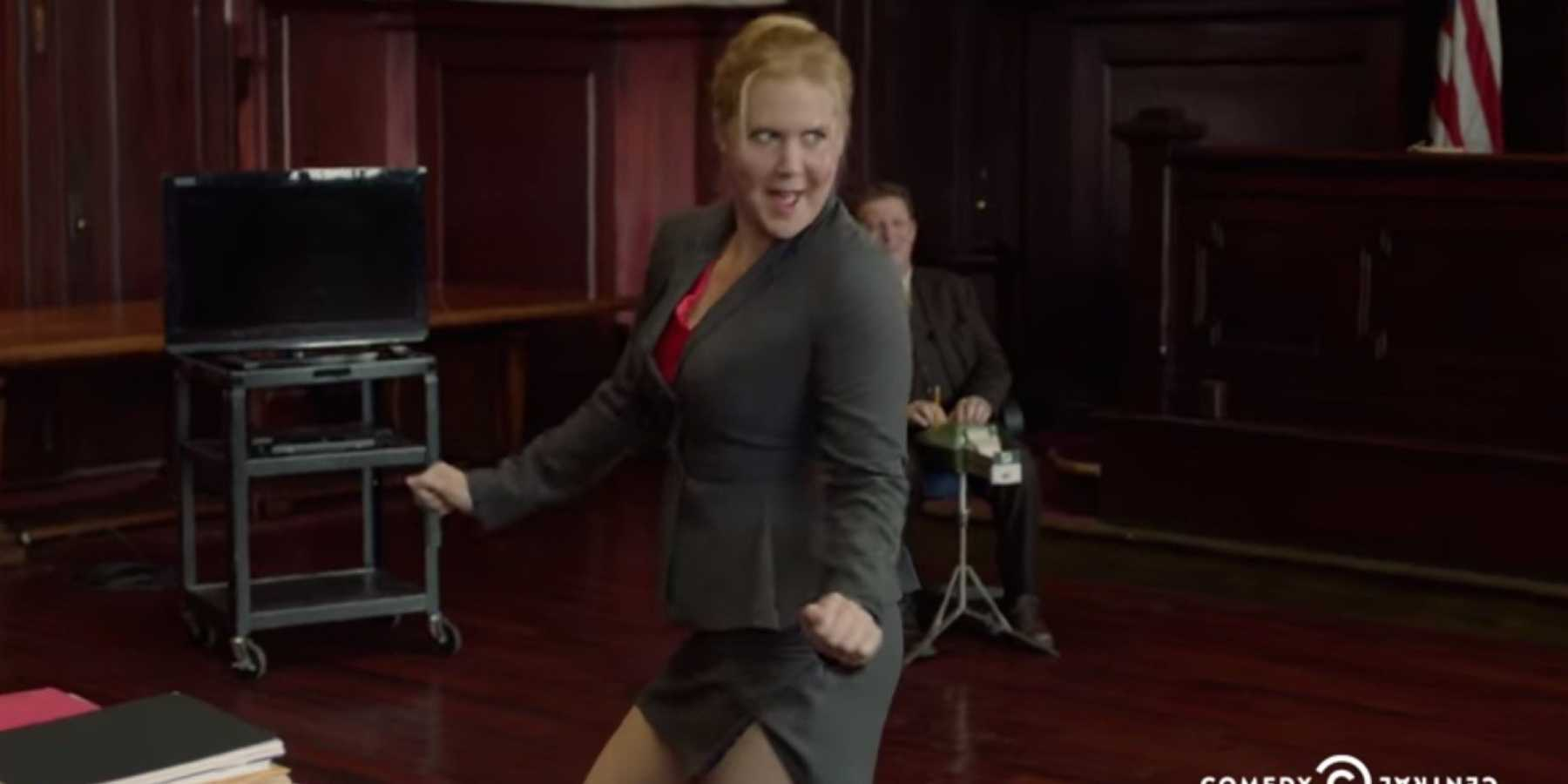 Amy Schumer Holds NOTHING Back In Scathing Bill Cosby Sketch | Amy Schumer