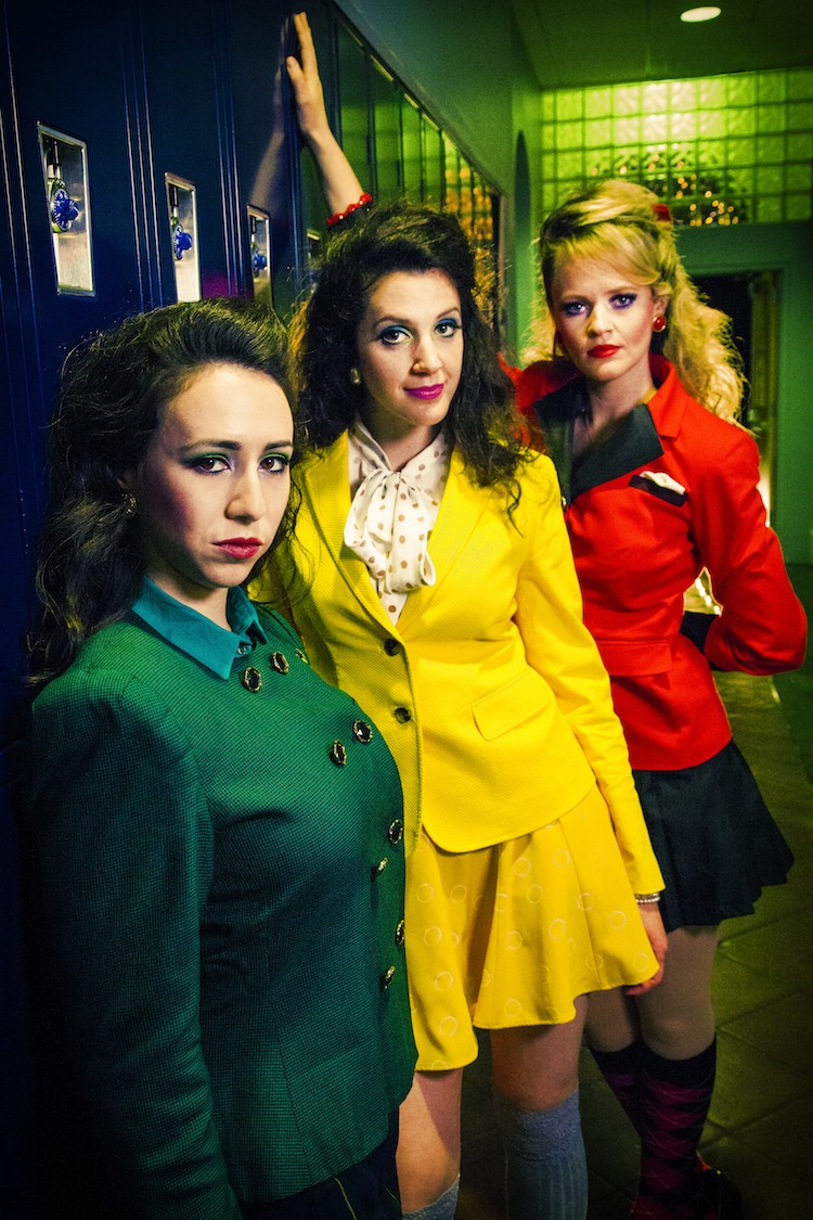 Heathers The Musical: Beautifully Damaged In San Francisco | Heathers
