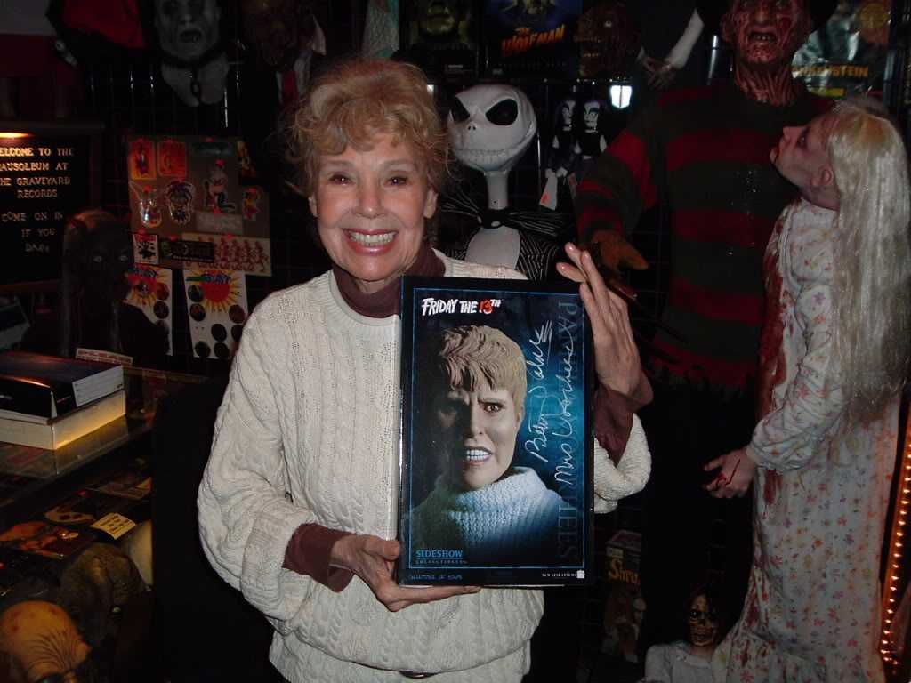 Friday The 13th Star Betsy Palmer Dies At 88 | Betsy Palmer