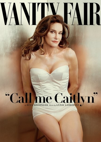 Caitlyn Jenner (Previously Bruce) Covers Vanity Fair In Official Reveal | Jenner