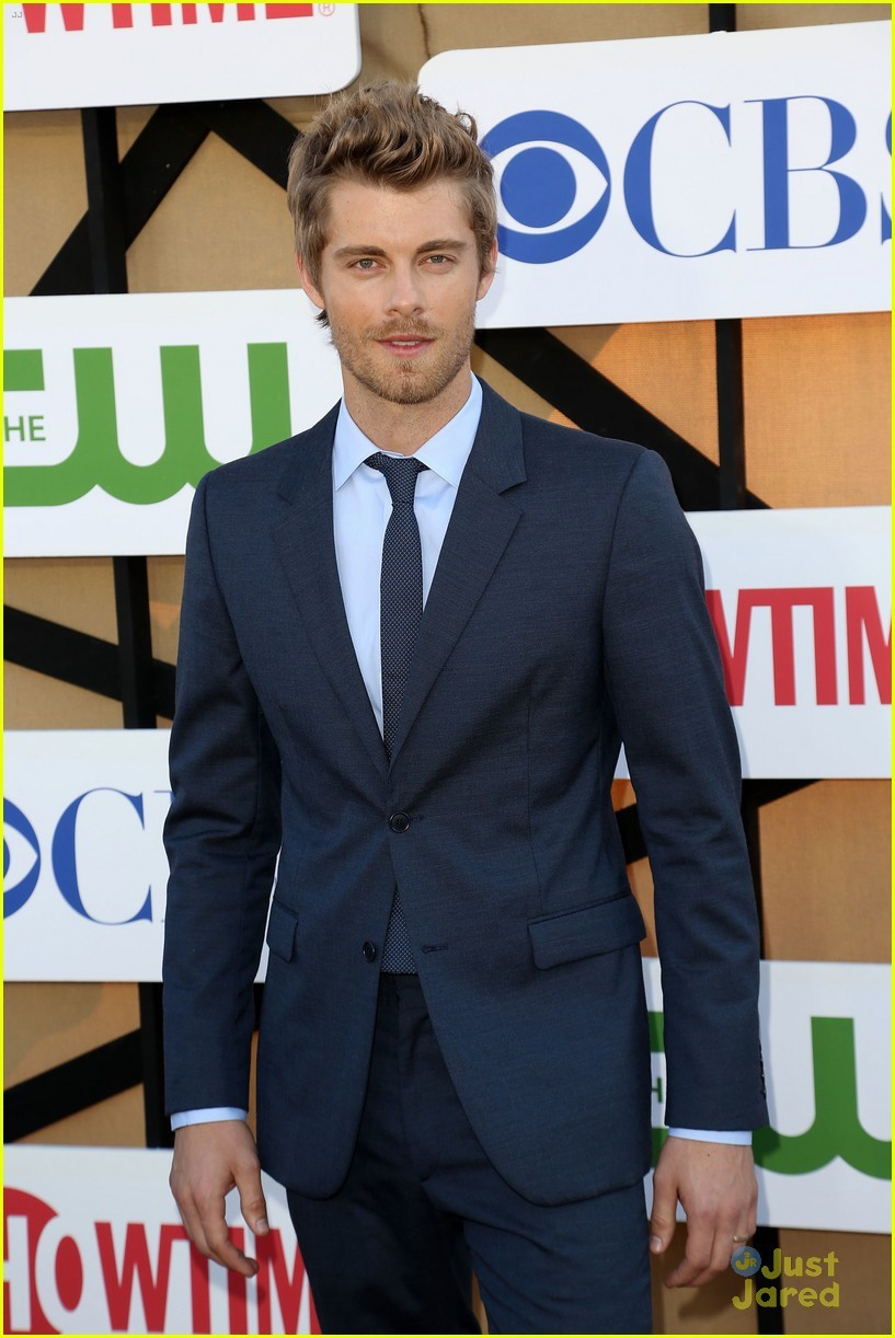Luke Mitchell Announced Series Regular for 'Agents of S.H.I.E.L.D.' | Agents of Shield