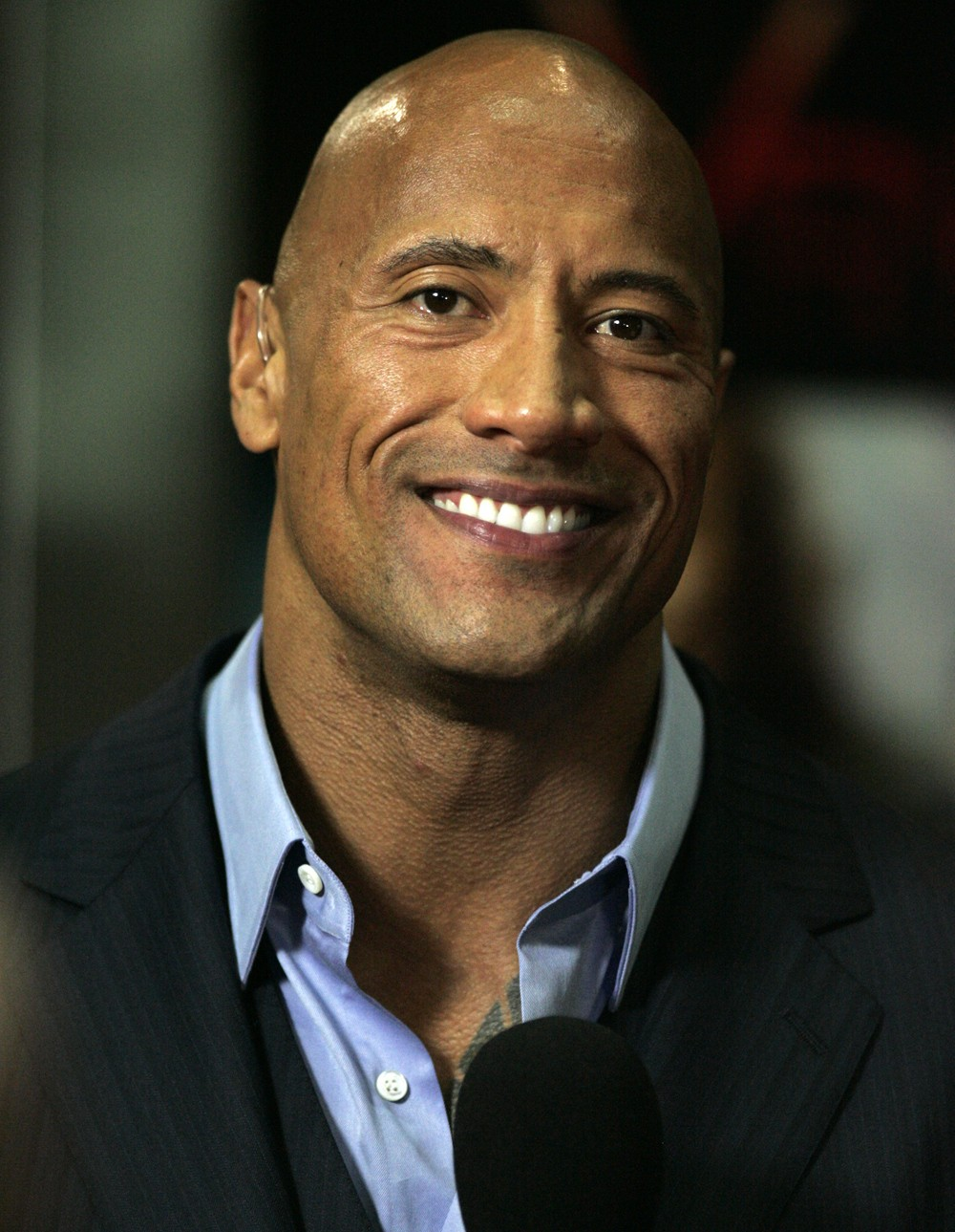 Dwayne Johnson Ready For 'Big Trouble In Little China' Remake | Dwayne Johnson