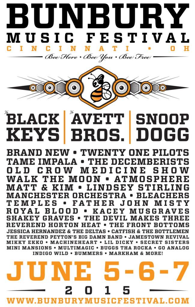 PopWrapped Takes On The Bunbury Music Festival: Day 2! | Bunbury