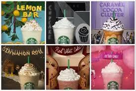 6 New Starbucks Frappuccino Flavors Race For Fan Favorite | Starbucks