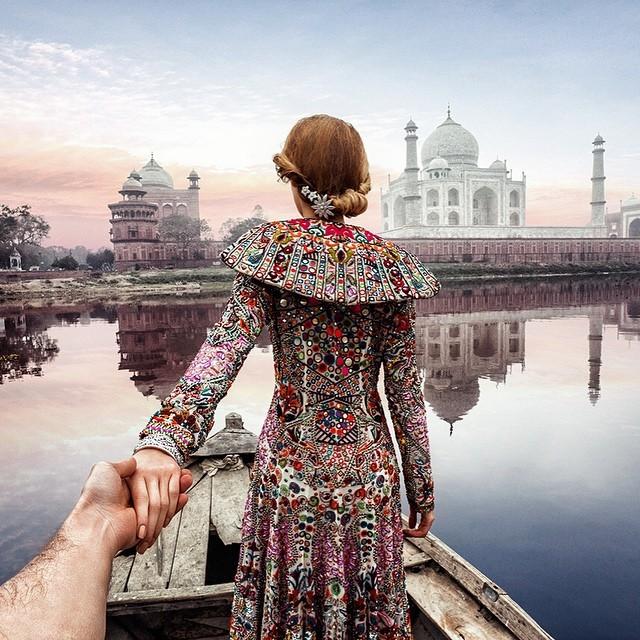 #FollowMeTo Couple Document Their Wedding With Breathtaking Photos | #followmeto