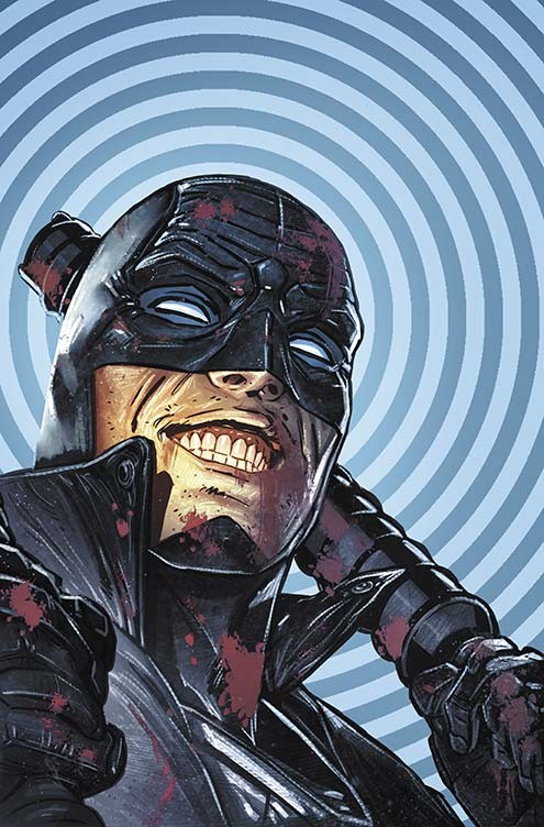 Midnighter, DC's First Openly Gay Comic Book Hero Debuts | Midnighter