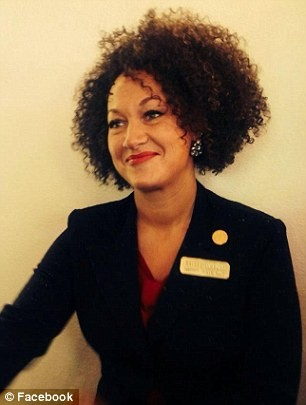 Rachel Dolezal Steps Down As Spokane N.A.A.C.P. President   Rachel Dolezal