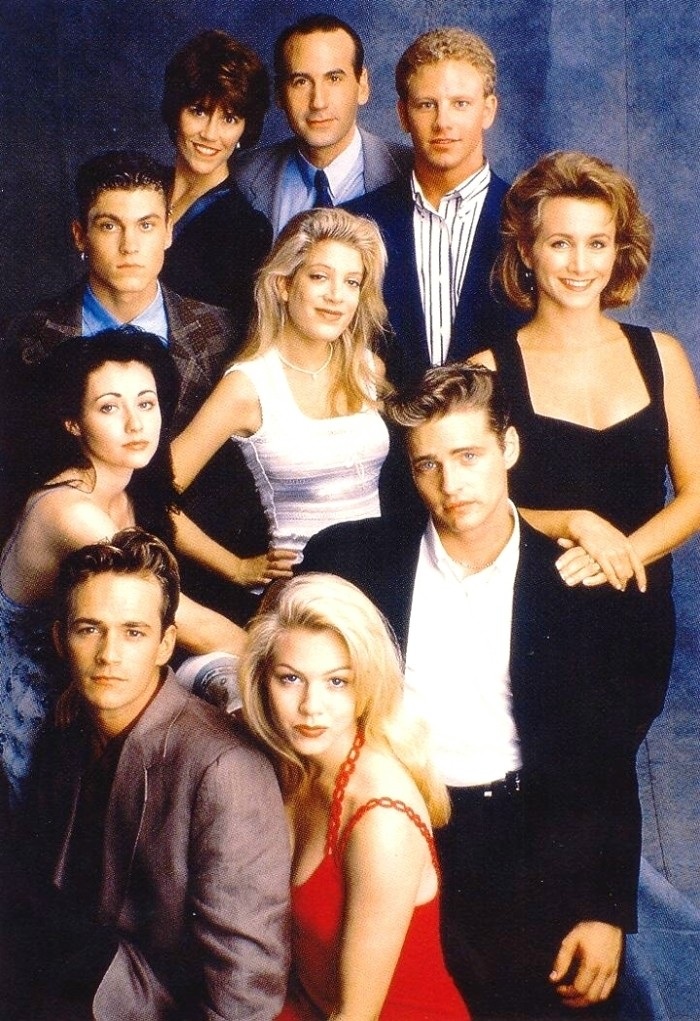 Unauthorized Beverly Hills 90210 Movie In The Works | beverly hills 90210