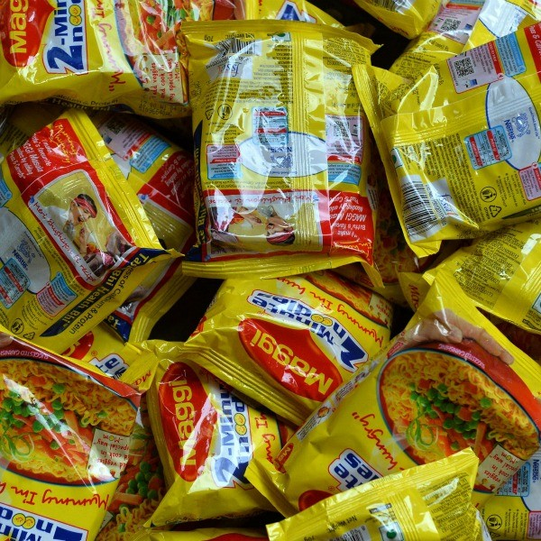Nestle Destroying Over $50 Million Worth Of Noodles | Nestle
