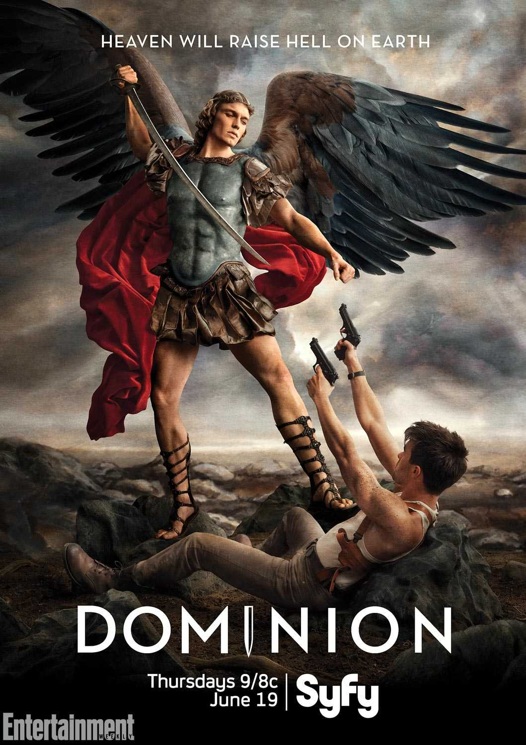 Everything You Need To Know Before Dominion's Second Season Airs | Dominion