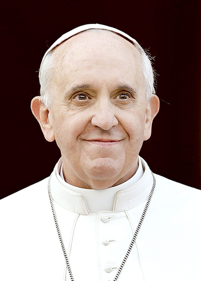 Pope Francis Challenges Catholics To Fight For Equality And The Environment   Pope Francis