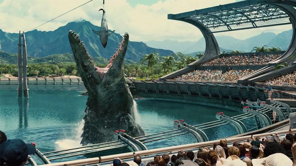 Jurassic World Stomps All Over Box Office Records | Jurassic World