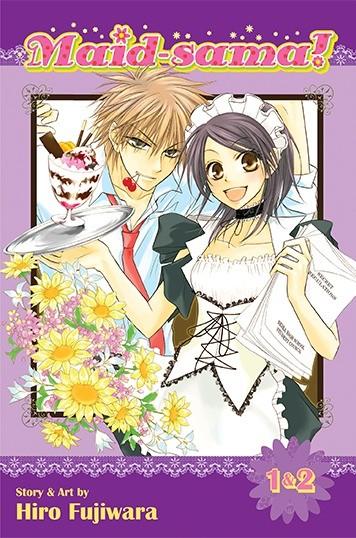 MangaNook: Shojo Beat's Maid-Sama Volumes 1&2 Review | Maid-sama