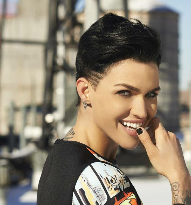 Ruby Rose Shares Thoughts On Gender Fluidity | Ruby Rose