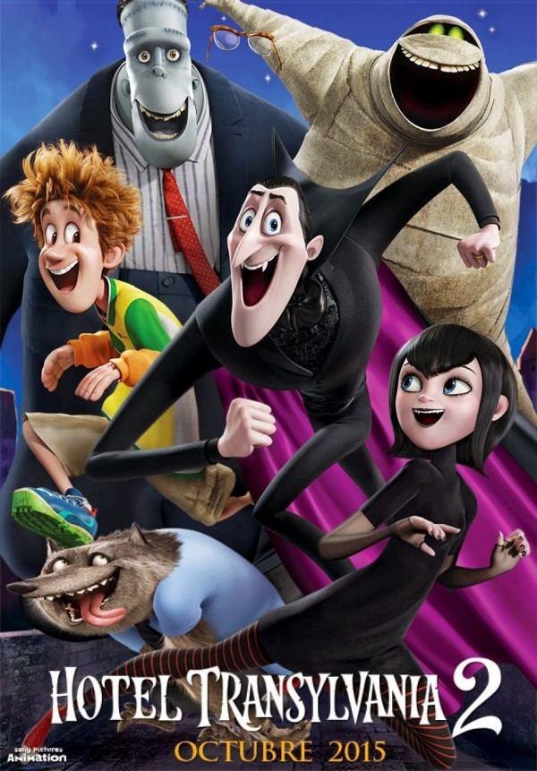 Drac Pack Expands In First Hotel Transylvania 2 Trailer | Hotel Transylvania