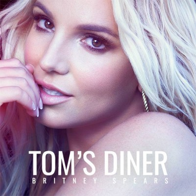 Britney Spears Owns Cover Of Tom's Diner | Britney Spears