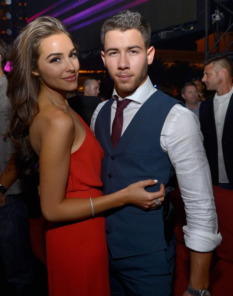 Nick Jonas Splits With Olvia Culpo After Two Years | Nick Jonas