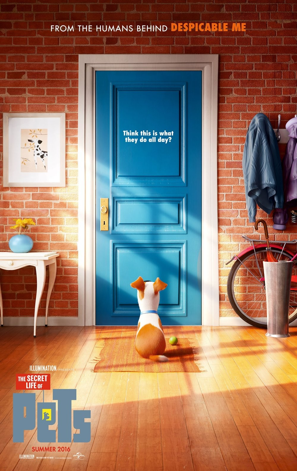 Sneak Peek Into The Secret Life of Pets | Secret Life Of Pets