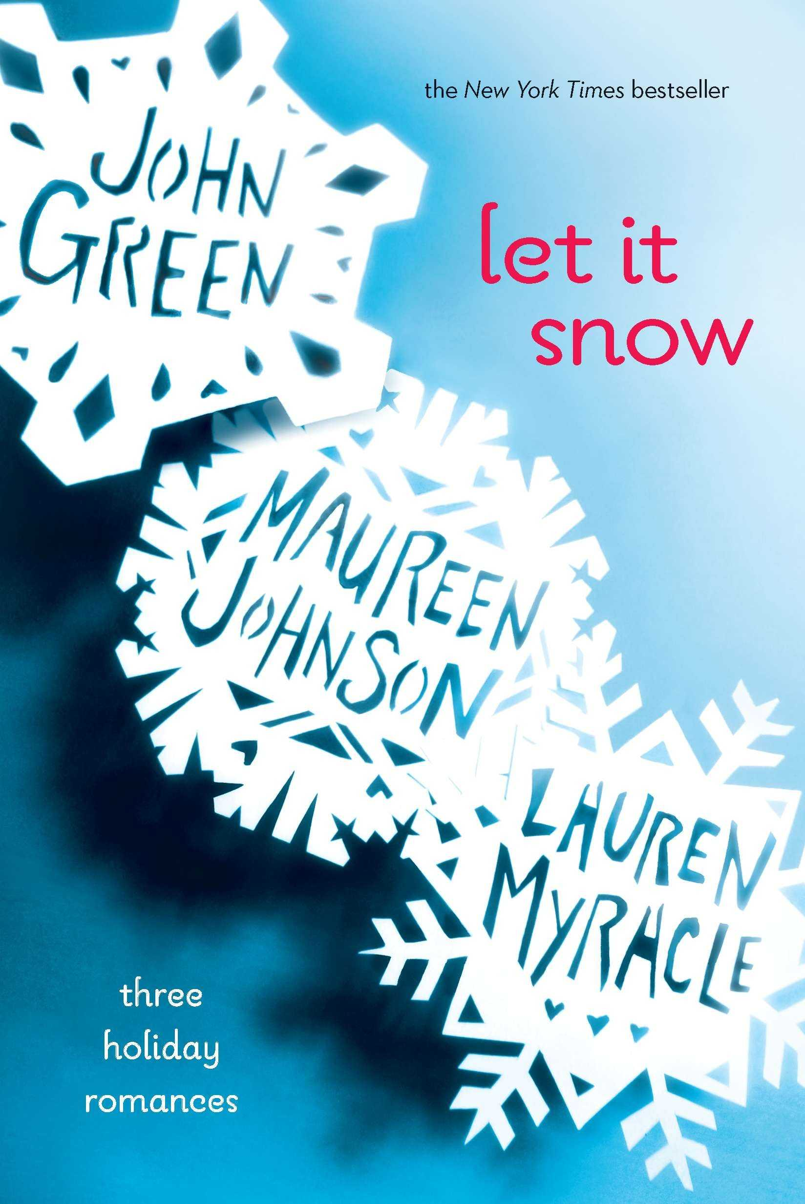 John Green's Let it Snow Gets A December 2016 Release | John Green